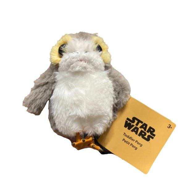 Star Wars Talking Porg Magnetic Shoulder Plus